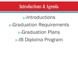 uplift summit international preparatory  introductions  2  introductions  graduation requirements  graduation plans  ib diploma program