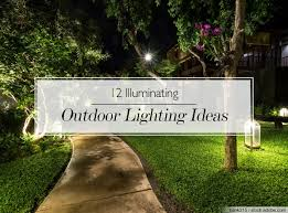 How Does Your Garden Glow 12 Illuminating Outdoor Lighting Ideas