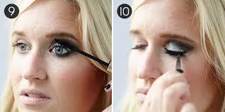 glitter eye makeup christina aguilera burlesque makeup tutorial