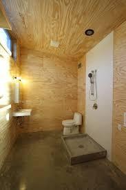 plywood walls ceiling in bathroom advice