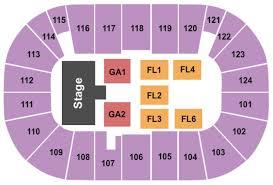 Seating Chart Tsongas Arena Lowell Ma Tsongas Center Tickets In Lowell Massachusetts Tsongas