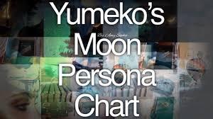 Yumekos Moon Persona Chart Zodiac Amino