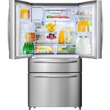 hisense side by side french door fridge h701fs id