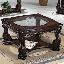 picture of madison wood coffee table