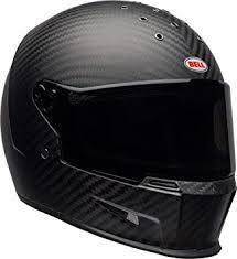 BELL Eliminator Carbon Street Helmet - Matte <b>Black Carbon</b> - <b>X</b>-Large