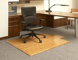 bamboo chair mats for carpet. Inspiring Bamboo Chair Mats For Carpet And Compare Office Wood Laminate Or Plastic On O