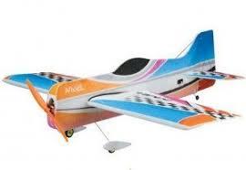 «<b>Радиоуправляемый самолет Techone</b> Hobby Vanth бело-синий ...