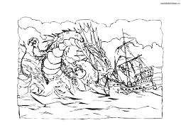 Small Picture Realistic Dragon Coloring Pages Coloring Free Coloring Pages