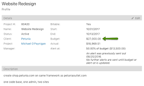 how to create a project budget project budgets and estimated work intervals help documentation
