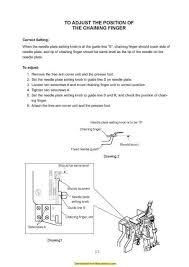 Bernina Serger Service Manual