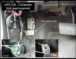 need fuel pump relay and or fuse location ls1lt1 forum lt1 shbox com 1 fuel pump relay jpg