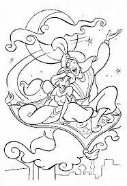 Aladino Disegni Per Bambini Da Colorare