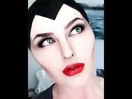 anastasiya shpagina angelina jolie makeup tutorial maleficent maleficent makeup tutorial duration 19 39 min