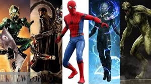 Doctor Octopus Goblin Vs Venom Green Sandman Lizard Spiderman ZTqRzn