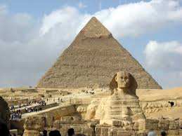 ian monuments writework english great sphinx of giza and the pyramid of khafre