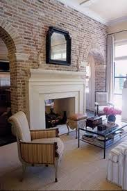 Best 25 Red Brick Fireplaces Ideas On Pinterest  Brick Fireplace Cleaning Brick Fireplace Front