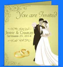 Invitations Card Maker Wedding Card Designer Software Design Invitation Cards Generate
