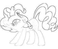 pinkie pie coloring pages pinkie pie coloring page pinkie pie coloring book page