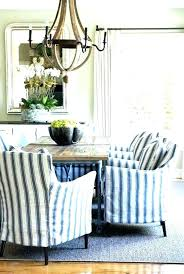 cool inspiration dining room chairs covers traditional white chair slipcovers