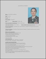 Awesome Military Resume Best S Of Army Letter Introduction Template ...