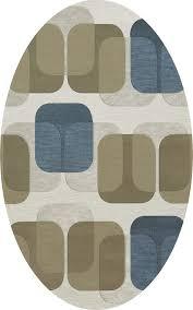 area rugs bella machine woven wool gray brown area rug