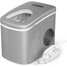 homelabs portable ice maker machine for counter top makes 26 lbs of ice per 24