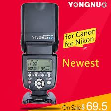 <b>Yongnuo</b> YN560 IV YN560IV Universal Wirelss Master Slave Flash ...