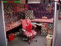 christmas decorations for office cubicle. christmas cubicle decorating yahoo image search results decorations for office