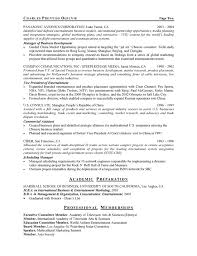 Gallery of business development director resume - Entertainment .