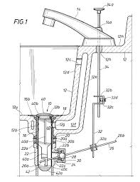 assembly diagram best of bathroom sink plumbing parts drain assembly diagram kitchen within