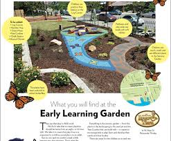 a look at the early learning garden at the bodacious brew drive thru credit ron stallcup