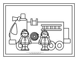 Pompier 54 M Tiers Et Professions Coloriages Imprimer