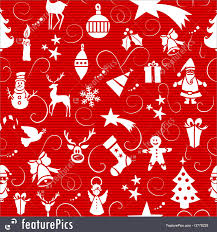 Christmas Pattern Background Best Holidays Christmas Red Pattern Stock Illustration I48 at