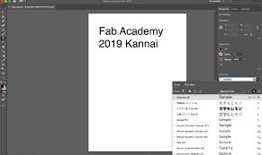 3 Computer Aided Design Fab Academy Takayuki Sakai