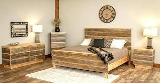 reclaimed wood bed – timabel.org