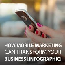 How Mobile Marketing Can Transform Your Business   <b>KDM</b>