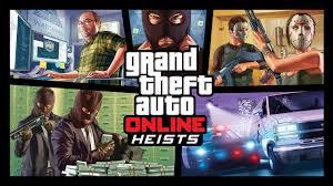 Grand Theft Auto Online - Heists Trailer - Rockstar Games
