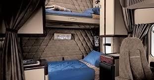 Original Coronado Bunks/Double bunk sleeper.   Semi tractor-trailers ...