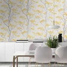 I Love Wallpaper Meadow Floral Trail ...
