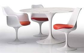 eero saarinen furniture. Fine Mod Imports Eero Saarinen Style Tulip Marble Dining Set 39 Inside Furniture