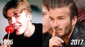Body Hair Style david beckham transformation 0 to 41 years old face body 7645 by wearticles.com