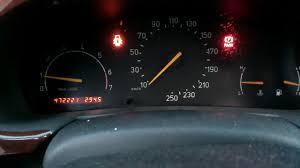 Saab Check Engine Light Saab 900 Check Engine Youtube