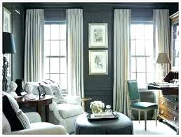 black and teal curtains gray beige walls what color go with furniture white striped decorating grey