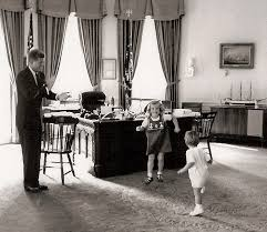 john f kennedy oval office. The History Place - John F. Kennedy Photo History: President, Caroline And Dance In Oval Office. F Office V