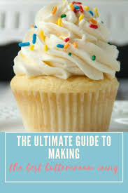 The Ultimate Guide To Making The Best Buttercream Icing Boston