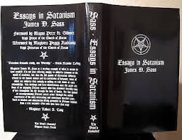 essays in satanism hc james d sass church of satan anton lavey  essays in satanism hc james d sass church of satan anton lavey occult grimoire 502989643