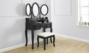 gorgeous vanity table set on arabella dressing table set vanity makeup desk w padded stool 3