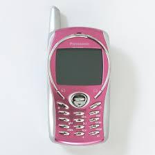 Panasonic G51 Pink GSM Unlocked Triband ...