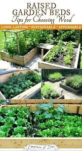 best wood for raised garden beds. Raised Garden Beds Composite Wood For Best .