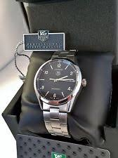tag heuer wv211 mens tag heuer carrera calibre 5 automatic mens watch in excellent condition